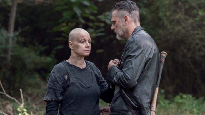 The Walking Dead: Alpha e Negan