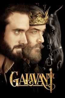 Poster Galavant