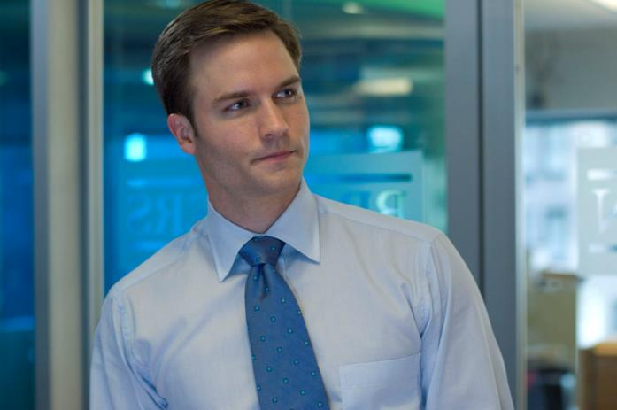 Scott Porter nel film The Good Guy