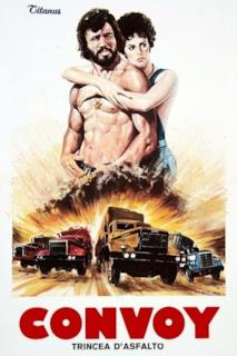 Poster Convoy - Trincea d'asfalto