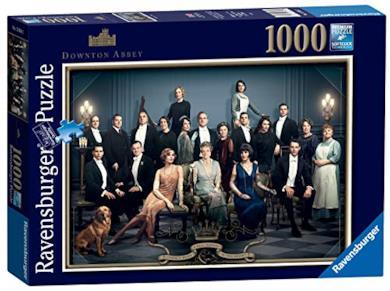 Ravensburger 15034 Downton Abbey Movie - Puzzle da 1000 pezzi