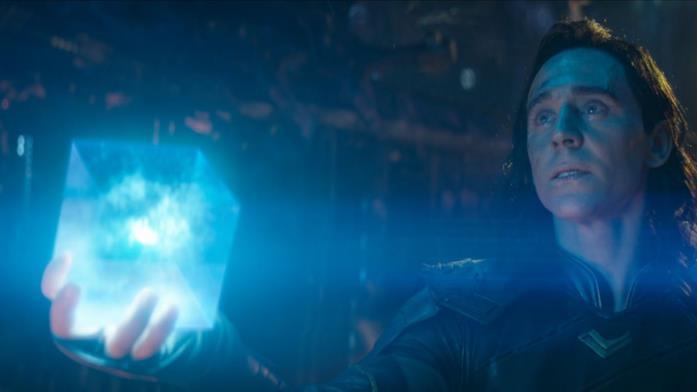 Tom Hiddlestone come Loki