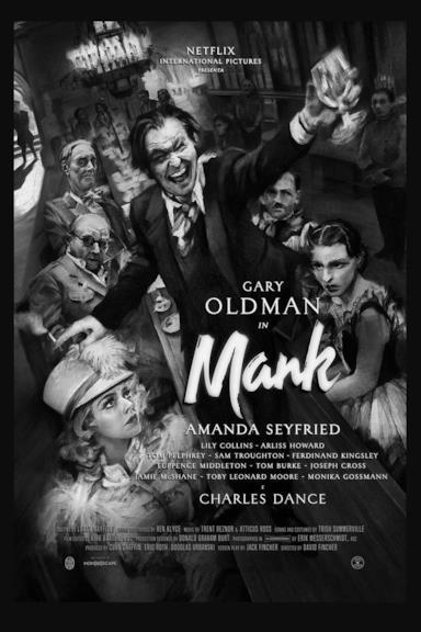 Poster Mank