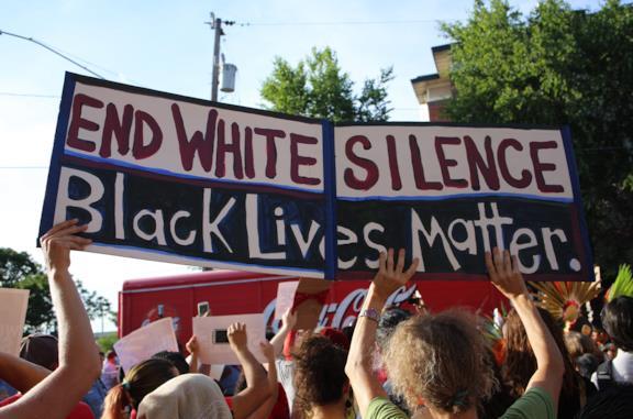 Proteste movimento #BlackLivesMatter