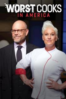 Poster Worst Cooks in America