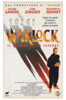 Poster Warlock - Il signore delle tenebre