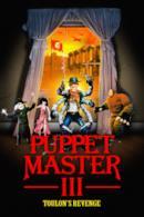 Poster Puppet Master III - La vendetta di Toulon