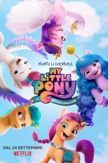 Poster My Little Pony - Una nuova generazione