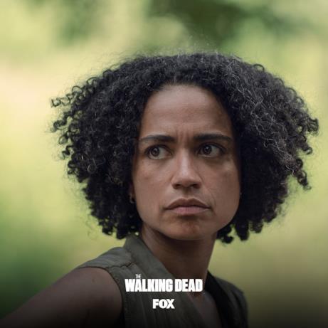 The Walking Dead 9: Connie è una preziosa guerriera