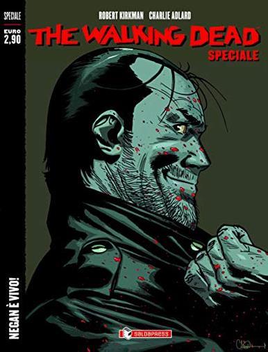 Negan è vivo! The walking dead