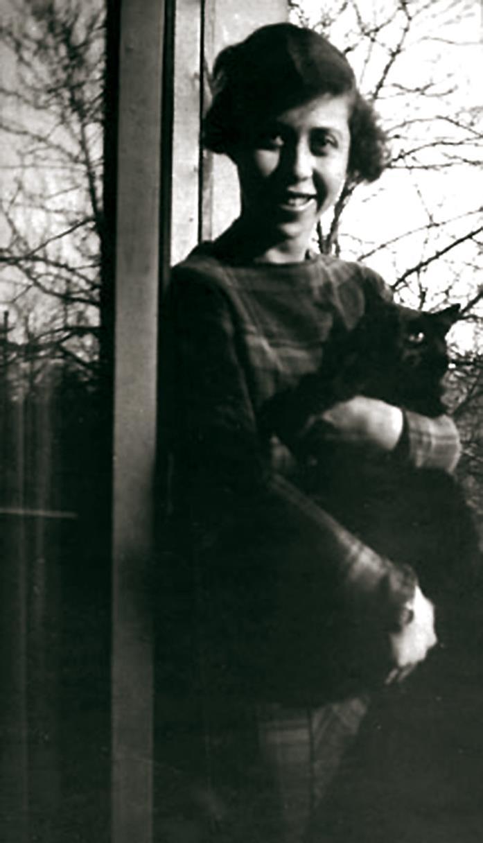 Irène Némirovsky a 25 anni