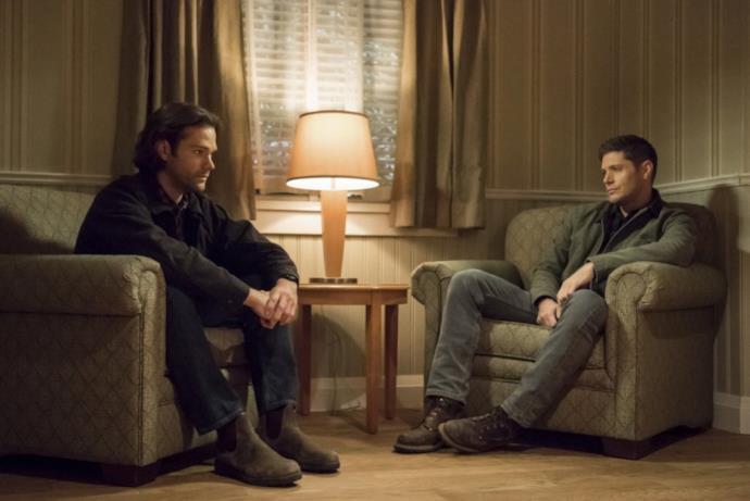 Supernatural: Sam e Dean Winchester nell'episodio 300