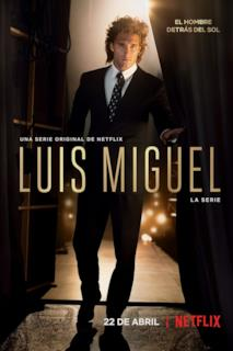 Poster Luis Miguel: La Serie