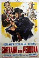 Poster Sartana non perdona