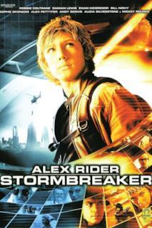 Poster Alex Rider: Stormbreaker
