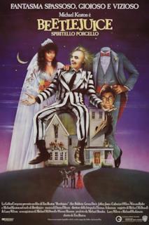 Poster Beetlejuice - Spiritello porcello
