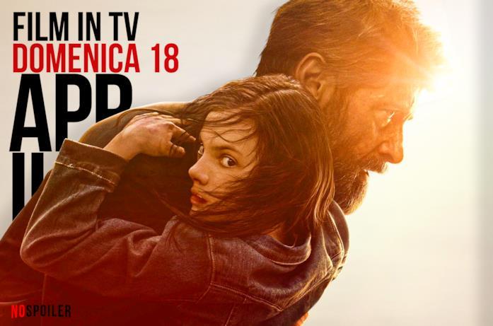 Film in TV 18 aprile 2021