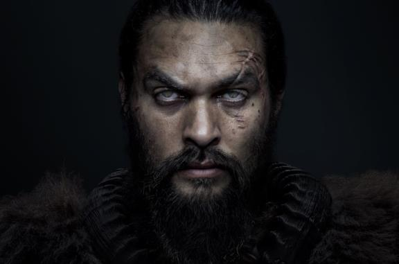 Jason Momoa è Baba Voss in See
