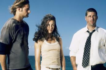 Josh Holloway, Evangeline Lilly, Matthew Fox