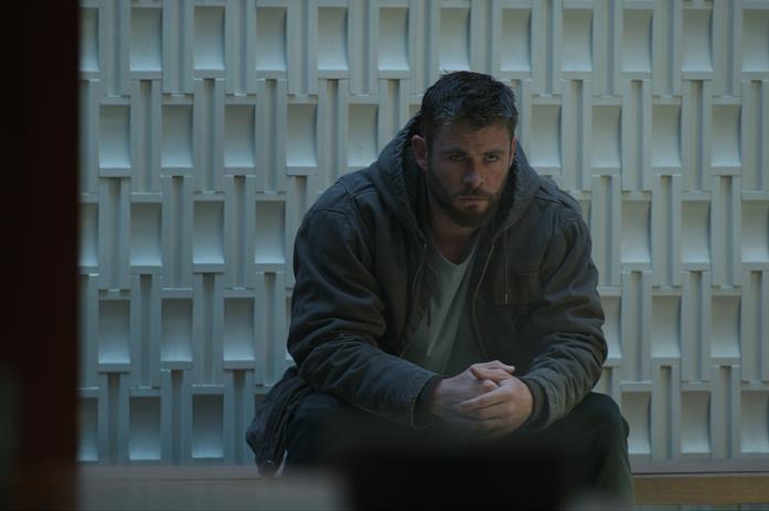 Un'immagine di Chris Hemsworth nei panni di Thor