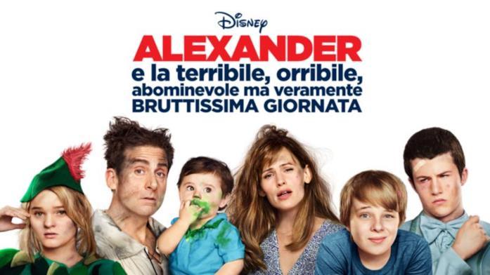 Alexander e la terribile, orribile, abominevole ma veramente bruttissima giornata