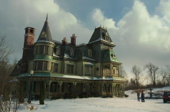 La Keyhouse e le altre location canadesi di Locke & Key di Netflix