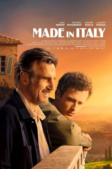 Poster Made in Italy