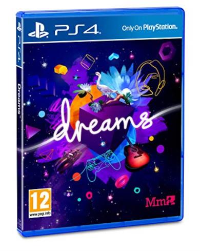 Dreams PS4 - PlayStation 4