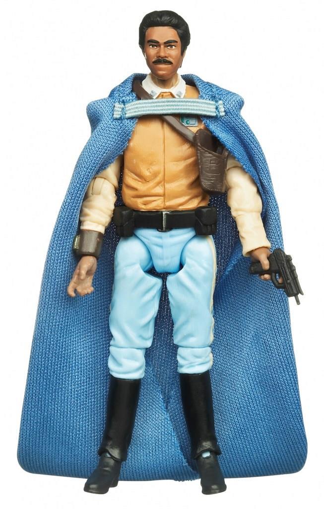 Lando Calrissian action figure Lucca 2019