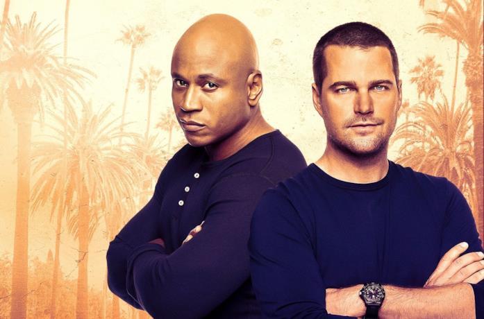 I protagonisti di NCIS: Los Angeles