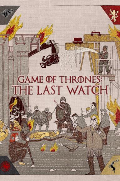 Poster Il Trono di Spade: The Last Watch