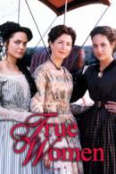 Poster True Women - Oltre i confini del west