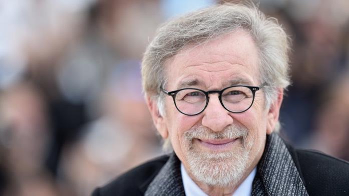 Steven Spielberg alla premiere di Ready Player One