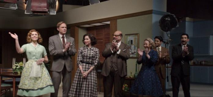 Il cast di WandaVision
