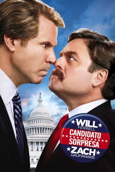 Poster Candidato a sorpresa