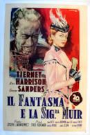 Poster Il fantasma e la signora Muir