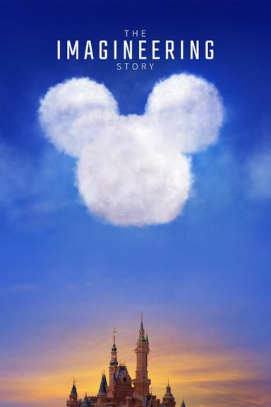 Poster Dietro le quinte dei Parchi Disney: The Imagineering Story