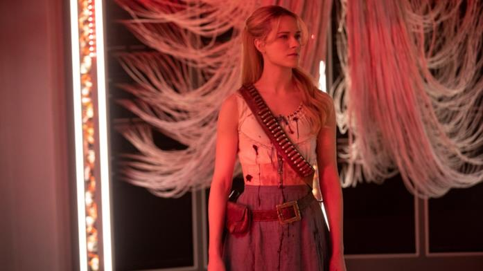 Evan Rachel Wood è Dolores in Westworld 2