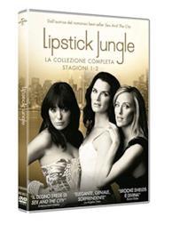 Lipstick Jungle: Collezione Completa Stagioni 1-2 (Box Set) (5 DVD)