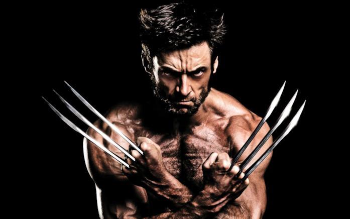 Hugh Jackman nei panni di Wolverine in una foto promozionale