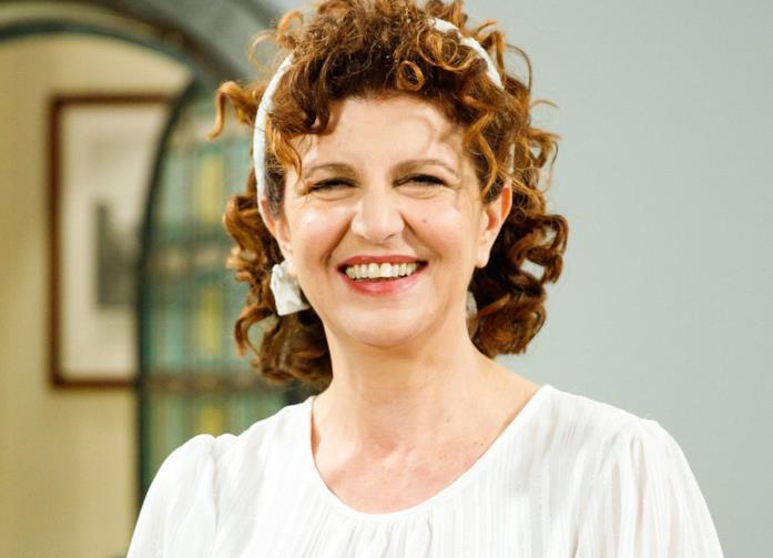 Adele Pandolfi è stata Rita Cozzolino in Giordano