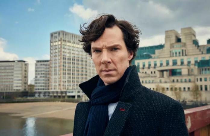 La serie TV inglese Sherlock