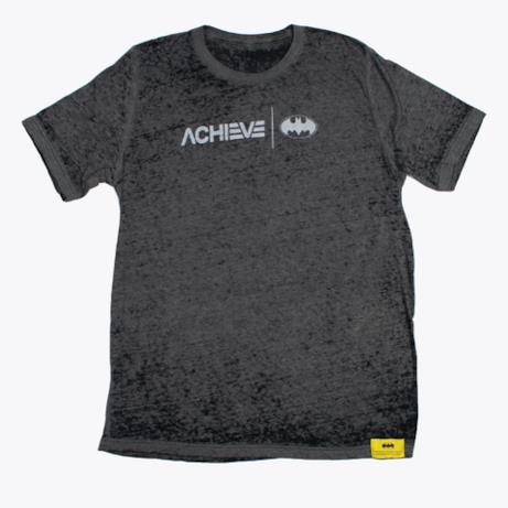 Achieve | Batman Logo Wash T-Shirt