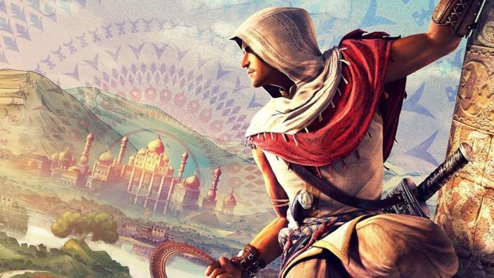 Il protagonista di Assassin's Creed Chronicles India