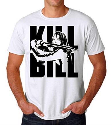 Maglietta uomo Kill Bill