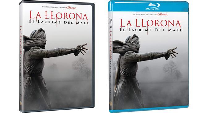 La Llorona - Le lacrime del male - il film in formato DVD e Blu-ray