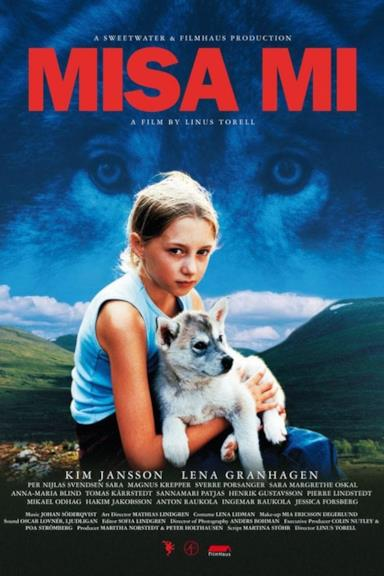 Poster Misa dei lupi