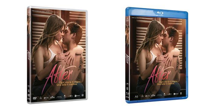 After - il film di Jenny Cage nei formati DVD e Blu-ray