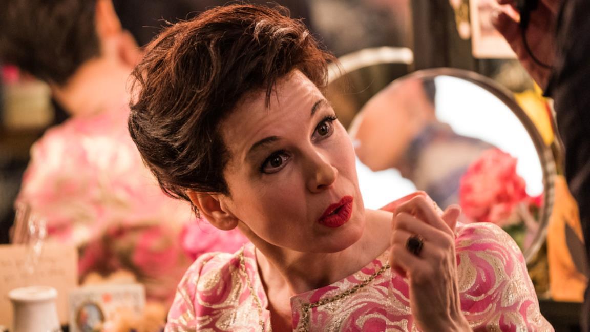 Judy Garland in una scena del film