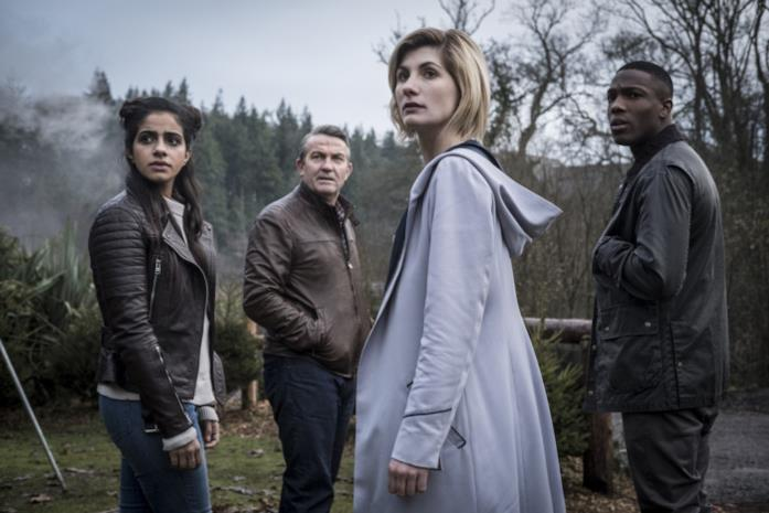 Doctor Who e i suoi protagonisti